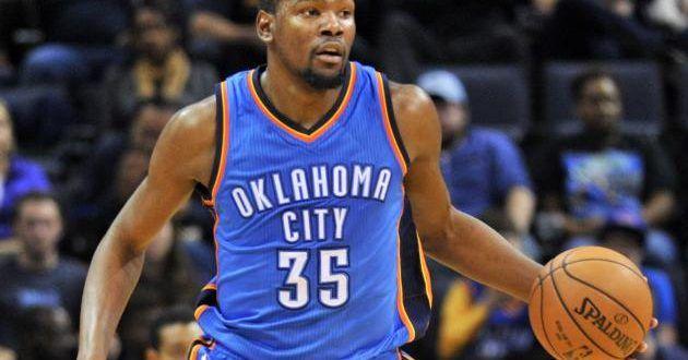 Sport; Kevin Durant Basketball pa këpucë