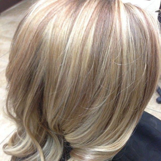 Lowlights : Lowlights Short Hairstyle 2013