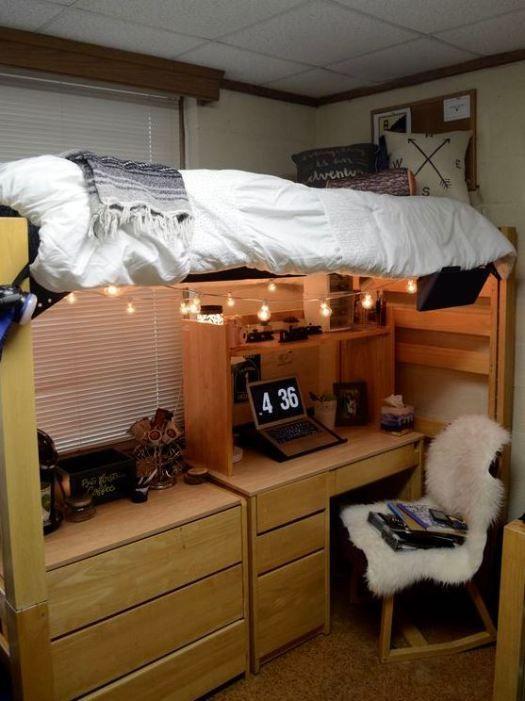 124 best Dorm Room Ideas images on Pinterest College life