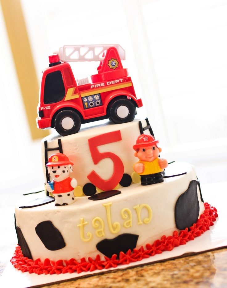 fire truck cake 81 best fireman birthday images on 4072