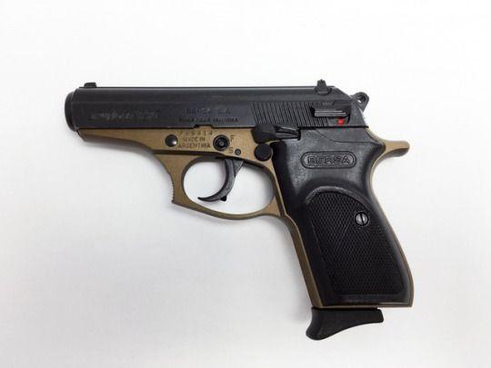 Bersa Thunder - .380 ACP