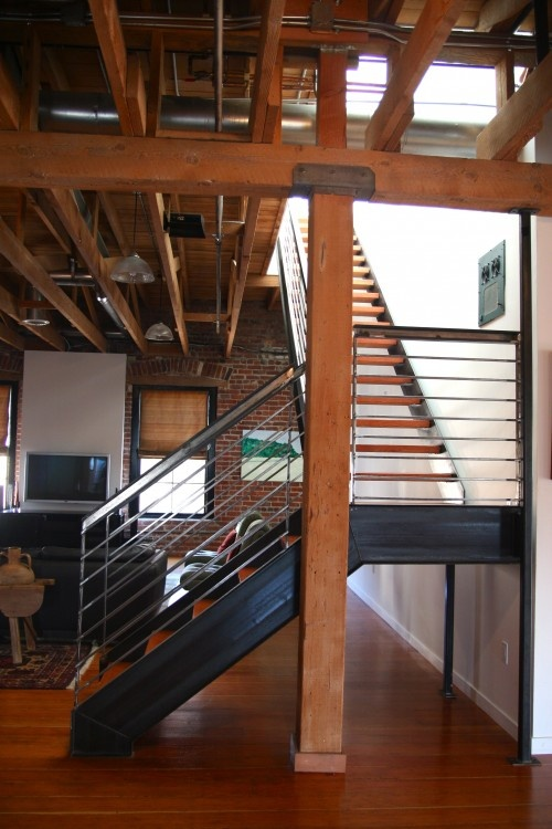 Tiny Home Designs: 10 Best Images About Rustic/industrial/urban Loft On