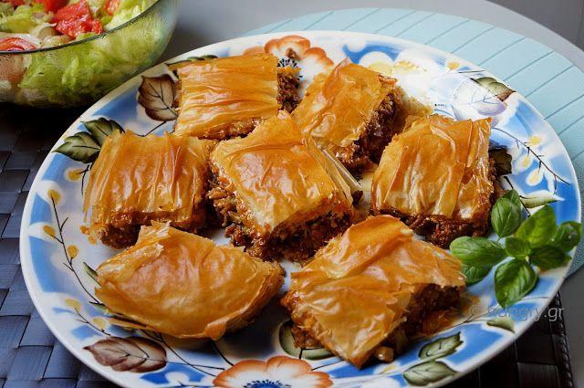 Kitchen Stori.es: Μελιτζανόπιτα με Κιμά