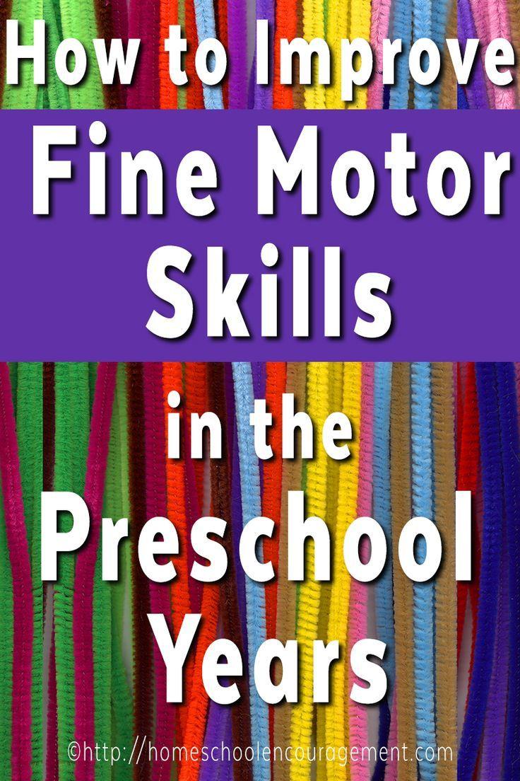 Skills kids learn in kindergarten