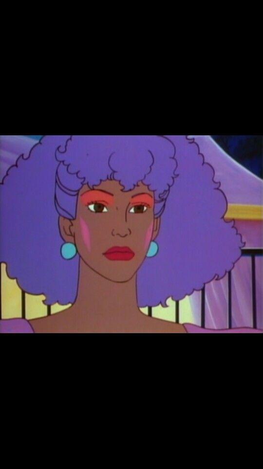 Jem Cartoon Wigs 114