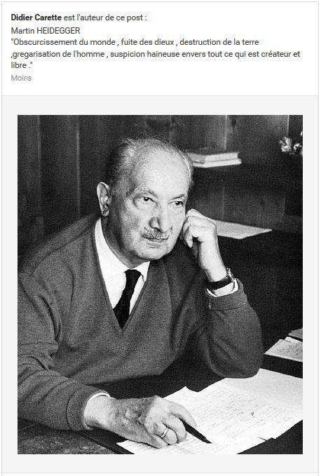 #Heidegger hashtag on Twitter