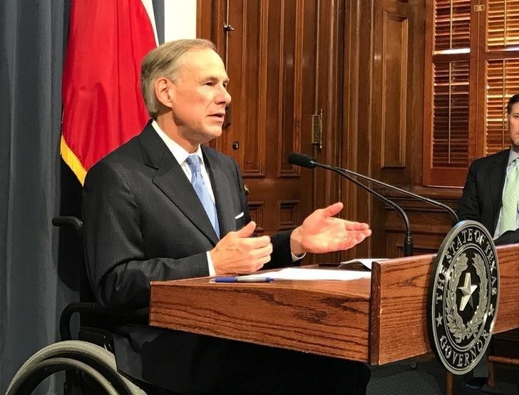 (Reuters) - Texas will not immediately tap into its $10 billion budget reserve fund to help Houston pay for Hurricane Harvey recovery costs, the governor said on Tuesday.In a letter to Governor Greg Abbott dated Monday, Houston Mayor Sylvester Turner requested the move, saying it would allow the city
