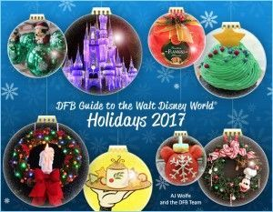 Guide from Disney Food Blog about all the treats available at Walt Disney World during the holidays#waltdisneyworld#disneyparks#disneyfood#affiliate