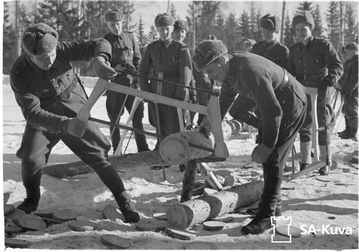 Finnish Wartime Photograph Archive