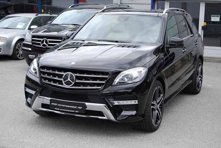 Mercedes-Benz M-Klasse ML350