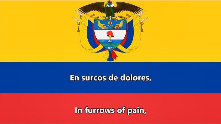 Anthem of Colombia (ES/EN lyrics) - Himno nacional de Colombia