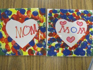 Easy Mother's Day Craft!