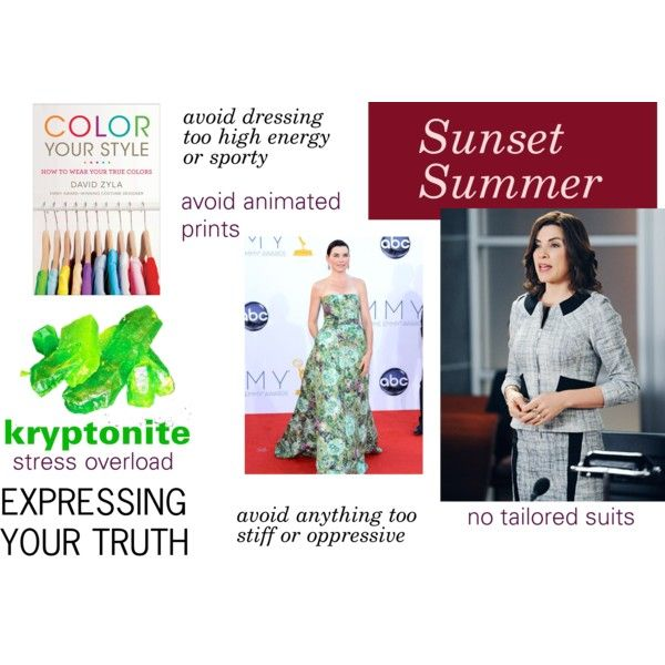 """""""Sunset Summer's Must Avoids"""" by expressingyourtruth on Polyvore"""
