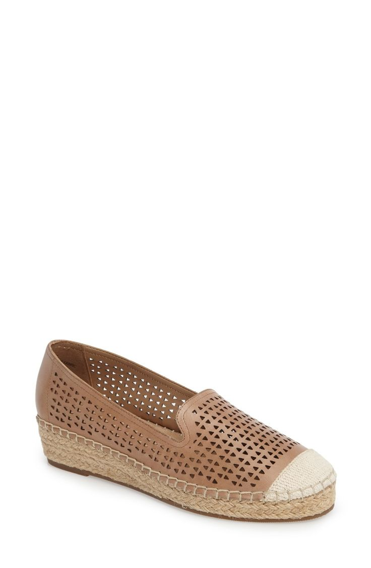 Bella Vita Channing Cutout Espadrille Loafer (Women) available at #Nordstrom