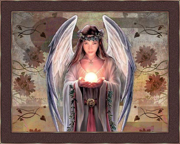 Rituel pour invoquer les Anges