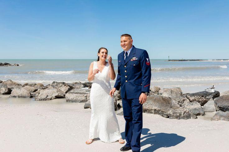 Florida wedding and elopement photographer small