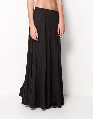 Bershka Serbia - Bershka pleated skirt
