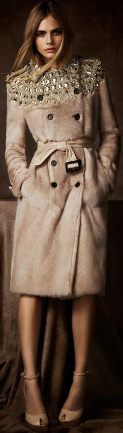 """The"" Trench---Burberry"