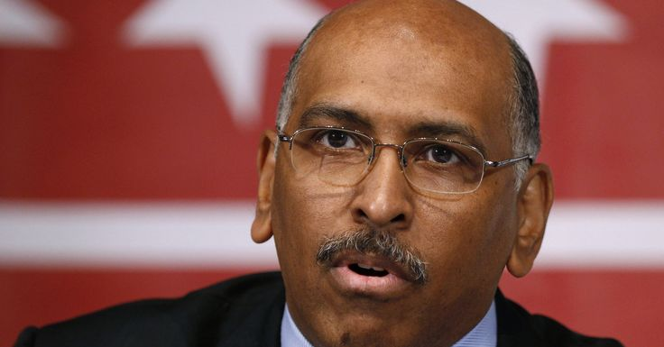 """Republican Party judges people for """"who they love"""" but won't reject a """"pedophile,"""" says Michael Steele."""
