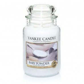 Yankee Candle Large Jar - Baby Powder