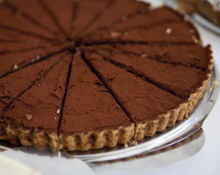 Tarta cu ciocolata la care ai unda verde oricand!