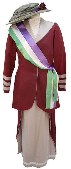 Suffragette Outfit