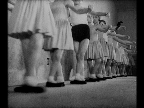 School of ballet in Rome [wideo] | Repozytorium Cyfrowe Filmoteki Narodowej  #dance #ballet #classic #pointy