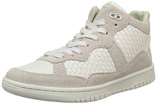 Pepe Jeans Lindsay Woven, Damen Sneaker - http://on-line-kaufen.de/pepe-jeans/pepe-jeans-lindsay-woven-damen-sneaker