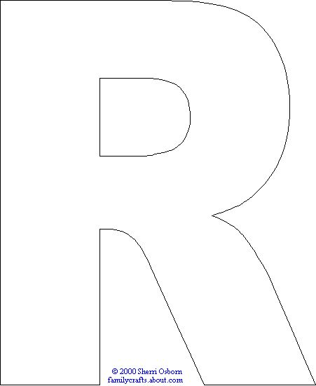 21 Best Letter R Images On Pinterest
