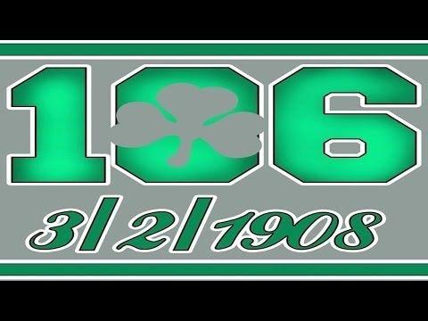 106 χρόνια Παναθηναϊκός Αθλητικός Όμιλος (sopist2007) - YouTube