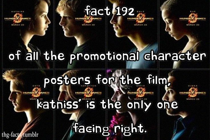 The Hunger Games Fact