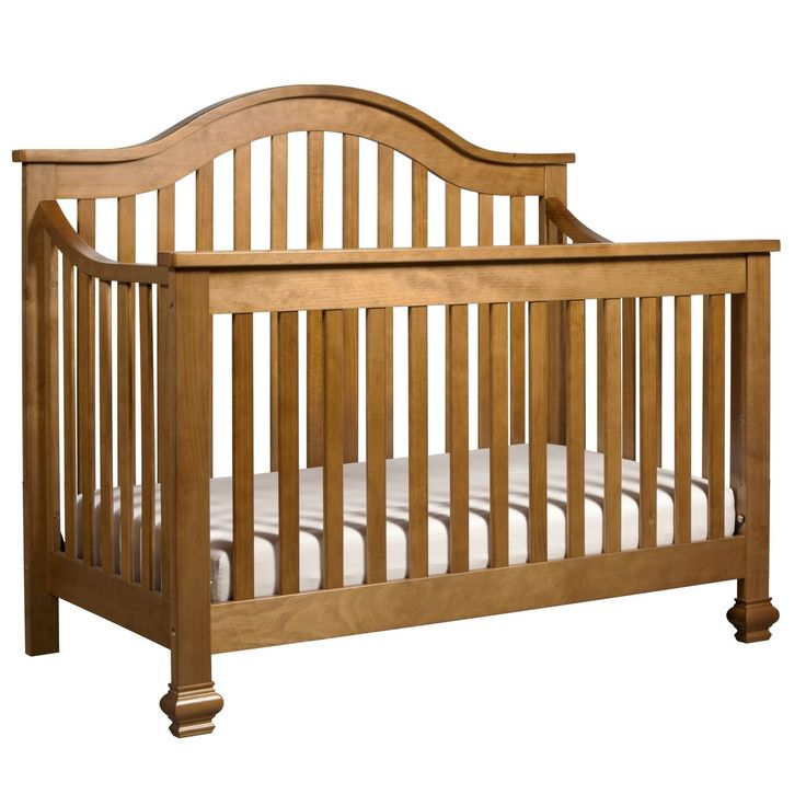 This Convertible Crib By DaVinci Is A Fresh Twist On Classic Design Features Converts To Toddler Twin And Full Sized Bed Four Adjustable Mattress