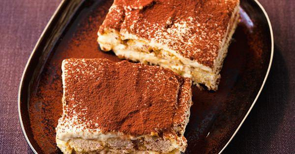 Mit dem aromatischen Dreiklang aus Kaffee, Kakao und Mandellikör hat dieser cremige Desserttraum aus Venetien die Welt im Sturm erobert.
