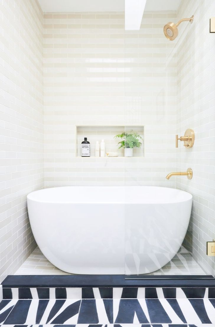 Small Bathroom Renovation Cost Australia Her Bathroom Tile Looks