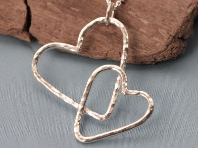 Silversmycke alla hjärtans dag www.leena.eu