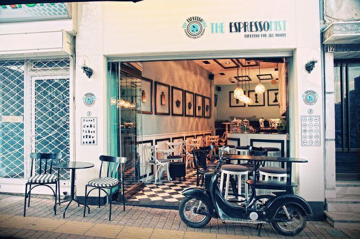 Espresso Cafe Xanthi Greece