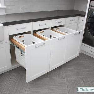 laundry room design, decor, photos, pictures, ideas, inspiration, paint colors and remodel