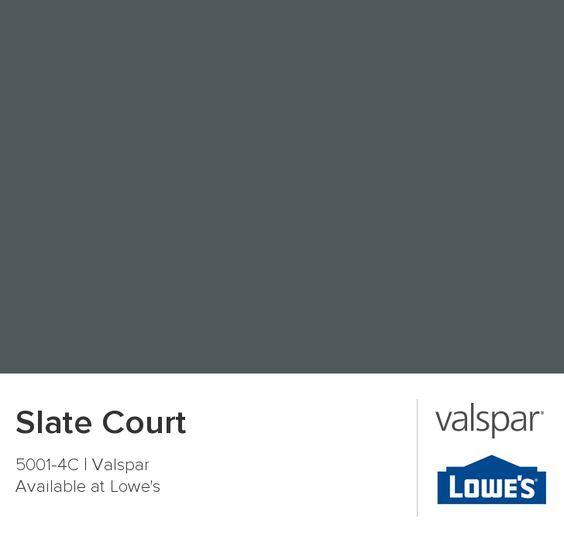 Image result for slate court valspar