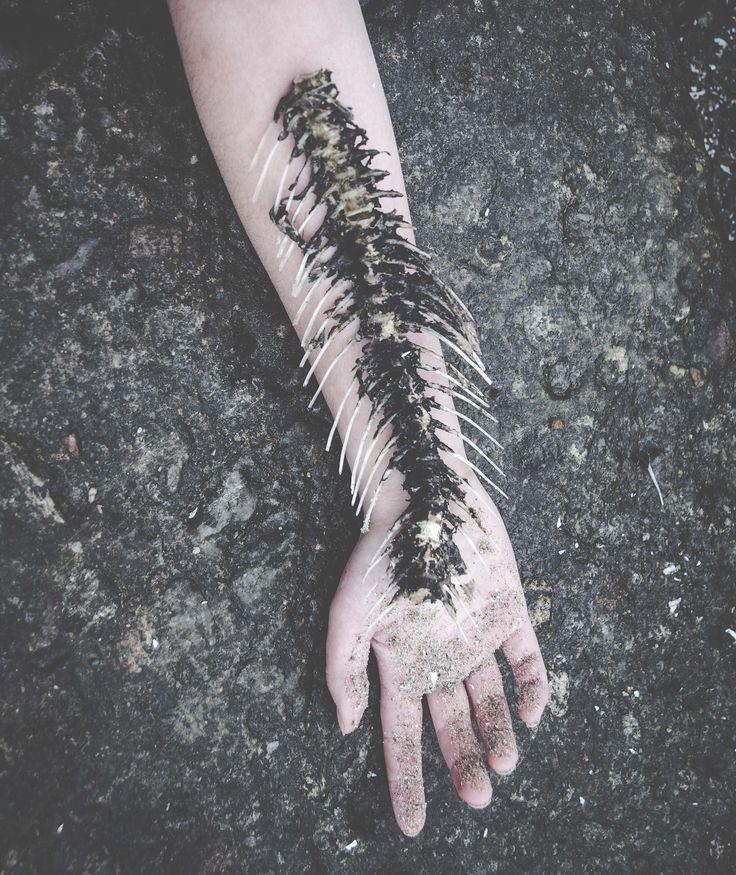 corrosion  #dark #skeleton #photography #conceptual  #expression   https://www.flickr.com/photos/beyond-impression/16751434630/