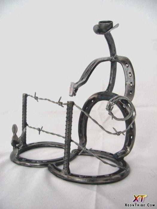Rosely Pignataro: Reciclando ferraduras                              …