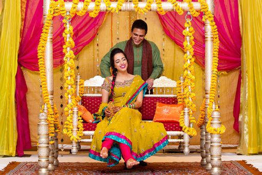 Mehndi And Haldi Ceremony : Hira mohsen s mehndi nabiha pinterest