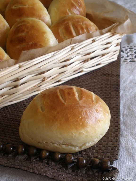 Pane di Vienna bimby