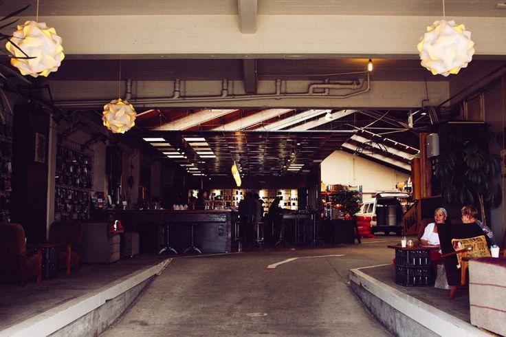 C4 Coffe, Christchurch, New Zealand