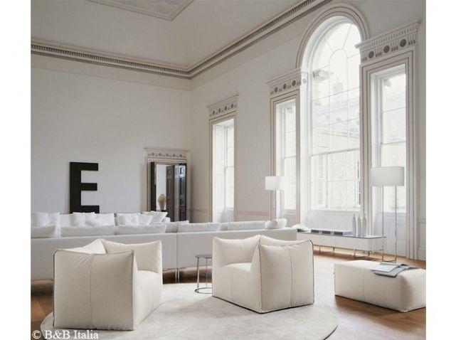 salon classique et design - Decoration Salon Classique