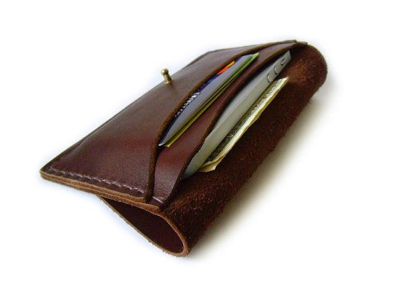 iPhone Leather Wallet   IPhone 5/5s case  от LeatherPurses на Etsy, $43.00