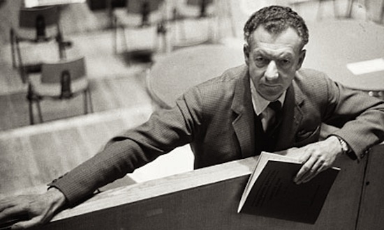 """I am an arrogant and impatient listener,"" Benjamin Britten wrote,"