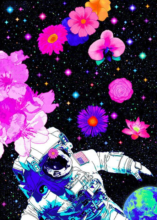Pin by Logikal Threads on Space   Vaporwave wallpaper ...