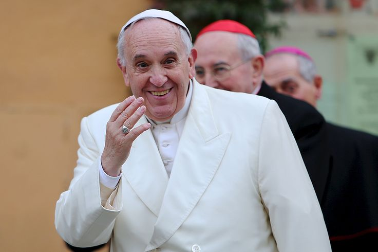 Pope Francis: If men and women aren't different, we have problems