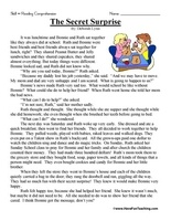 Printables Realistic Fiction Worksheets 1000 images about 2nd grade resources on pinterest fractions reading comprehension