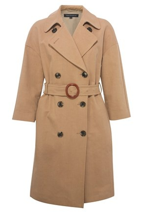 Fair Lady Trench Coat - New Arrivals - French Connection